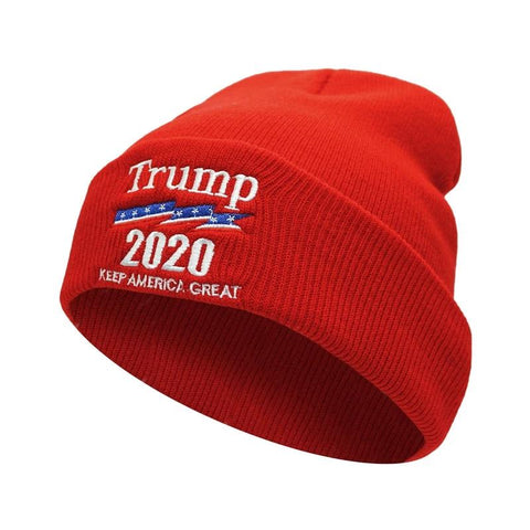 Image of Trump 2029 Winter Beanie Knitted Hat