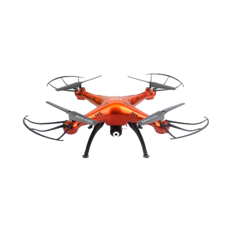 Quadrocopter Drone with Real Time Video Camera