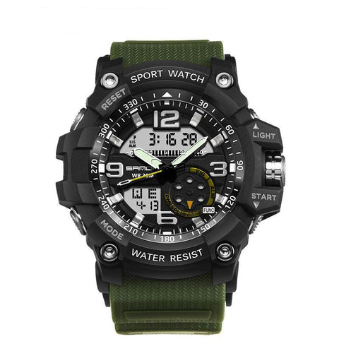 Image of Military LED Sports Watch