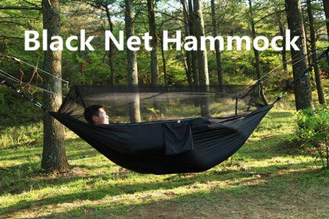 Image of Treehouse Mosquito Net Hammock