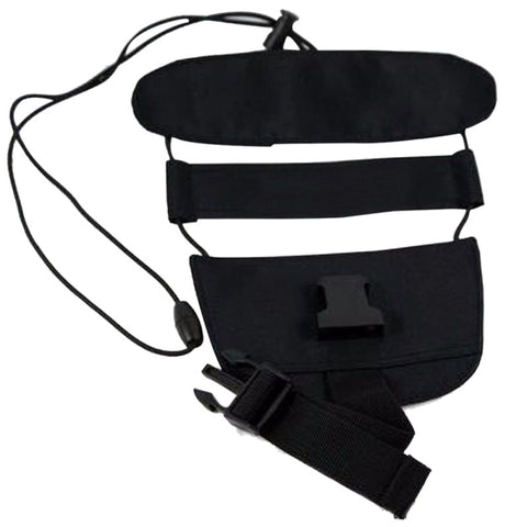 Image of Adjustable Bungee Belt Carry On Attachment