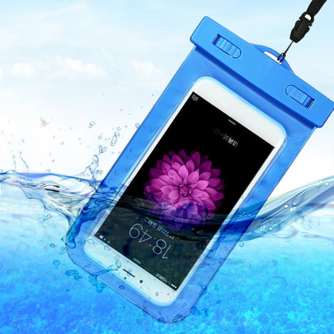 Image of Phone Clear Waterproof Pouch
