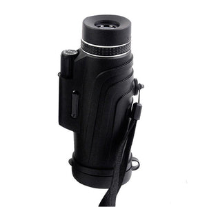 Telescope Clear Night Vision Optic Phone Camera Lens + Tripod