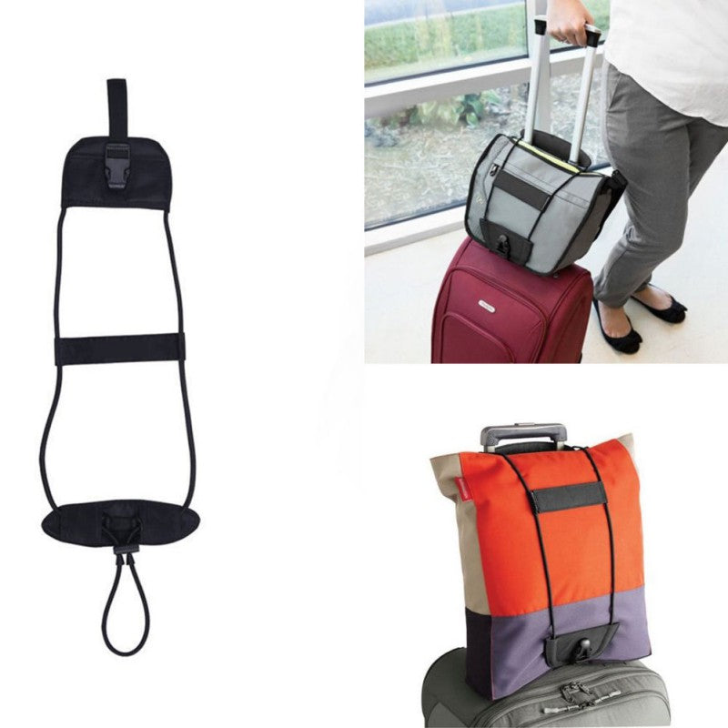 Adjustable Bungee Belt Carry On Attachment