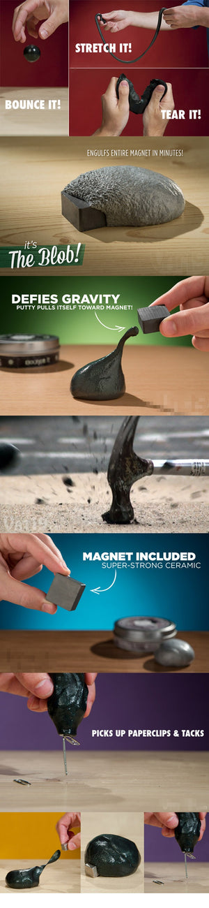 THINKMUD™ MAGNETIC SLIME
