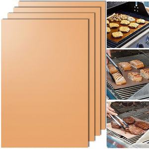 Copper Chef BBQ Grill Bake Nonstick Grill Mat