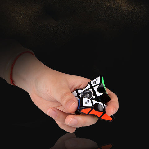 Image of Fully-Functional Magic Cube Fidget Spinner