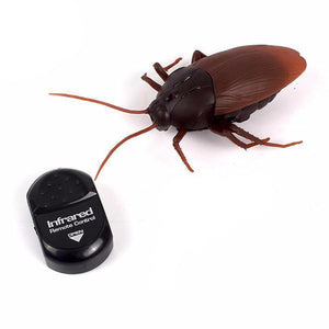 Remote Control Toy Cockroach