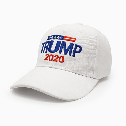 New Donald Trump 2020 Solid Baseball Cap