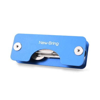 Image of NewBring EDC Men Smart Car Key Wallet Holder