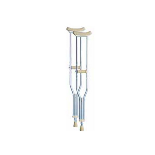 Aluminium Underarm Crutches - Wheelchair Australia