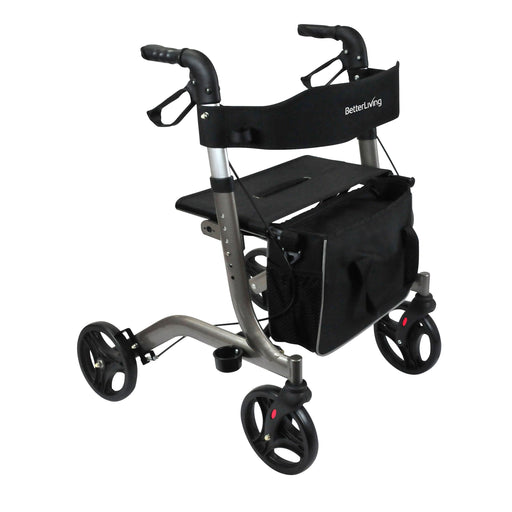 Rollator BetterLiving Euro Wheeled Walker - Wheelchair Australia