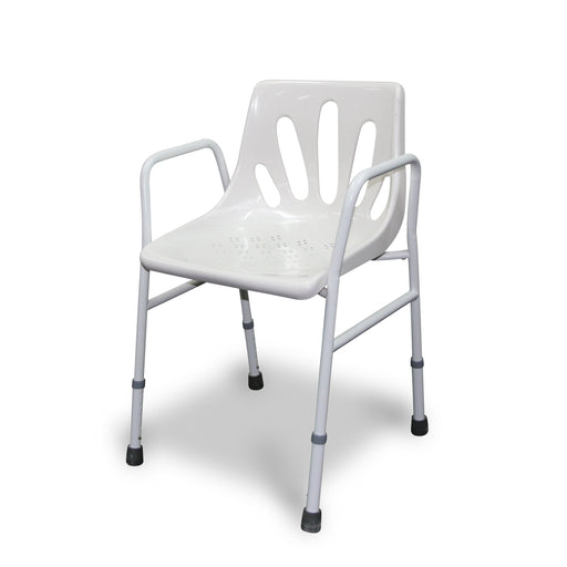 Shower & Toilet  Better Living Shower Chair  Aluminium - Wheelchair Australia
