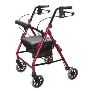Outdoor Lightweight Foldable Walker - Wheelchair Australia