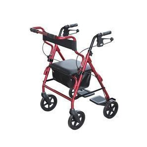 2 in 1 Transit Rollator - Wheelchair Australia
