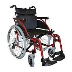Lightweight Aluminium Self Propelled Wheelchair - Wheelchair Australia