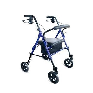 Heavy Duty Boxed Rollator - Wheelchair Australia