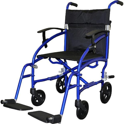 Ultra Lightweight Attendant Propelled Wheelchair - Wheelchair Australia