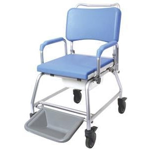 Atlantic Wave Commode and Shower Chair - Wheelchair Australia