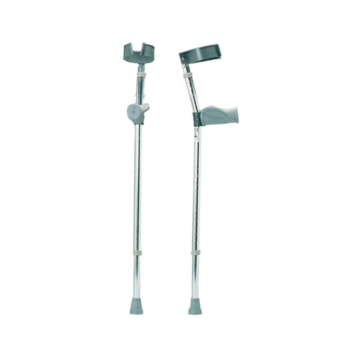 Ergonomic Grip Forearm Crutches - Wheelchair Australia