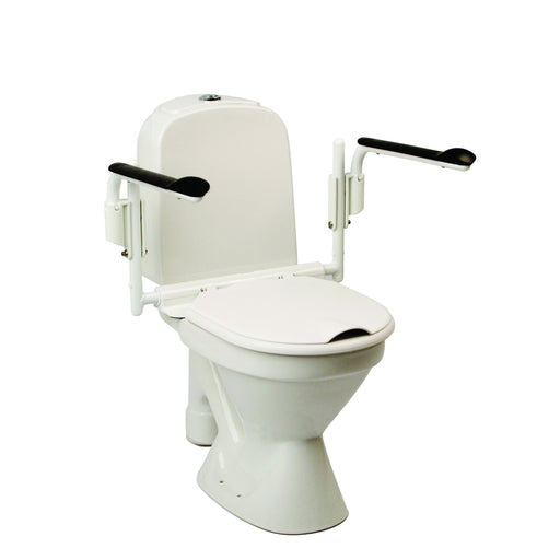 Etac Supporter Adjustable Toilet Arm Supports - Wheelchair Australia