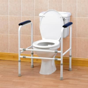 HOMECRAFT TOILET SURROUND RAIL - Wheelchair Australia