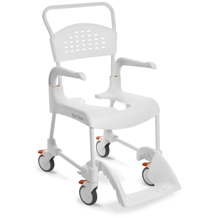 Mobile Shower Commode Fixed Height - Wheelchair Australia