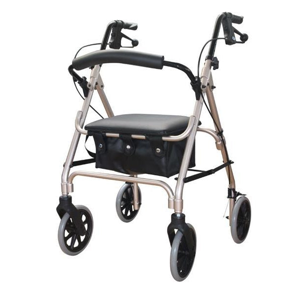 Mobility Mobile Walking Aid Rollator - Wheelchair Australia