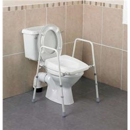 Adjustable Stirling Toilet Frame - Wheelchair Australia