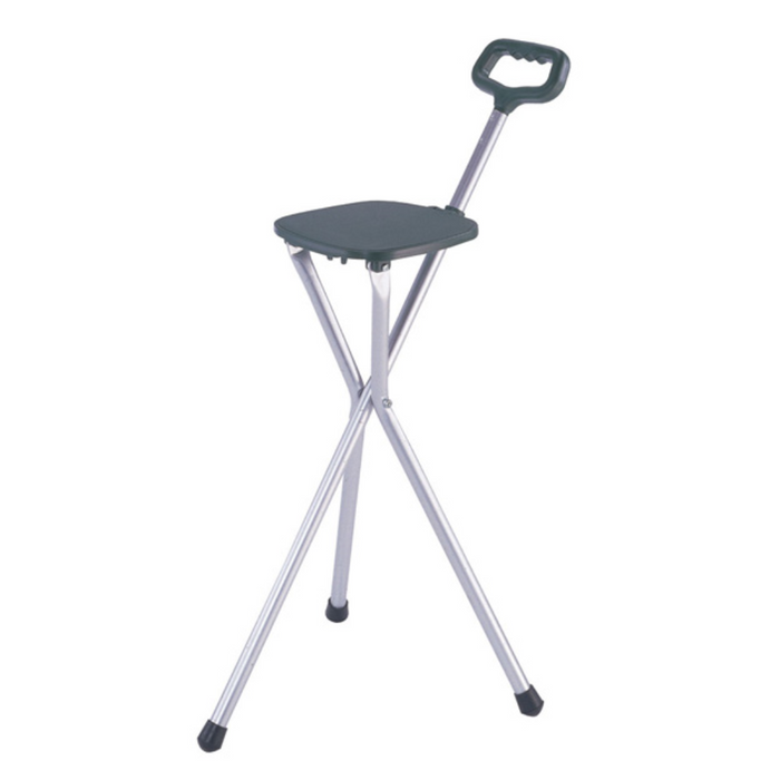 Tripod Seat Walking Stick - Wheelchair Australia