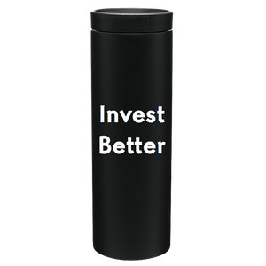 Invest Better -  Travel Mug