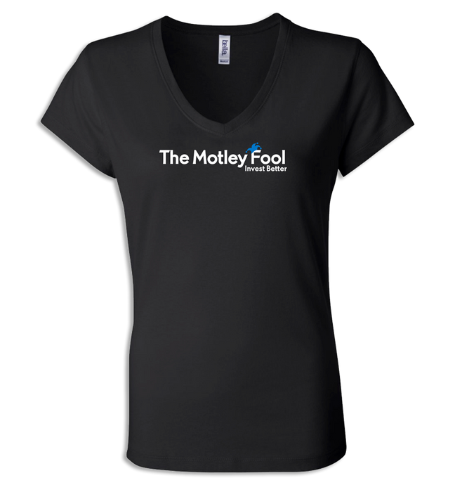 Motley Fool - Invest Better - Women's Shirt