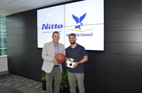 nitto sponsors sports awards