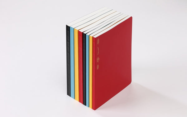 stalogy yearly a5 premium notebook and planner multiple colours