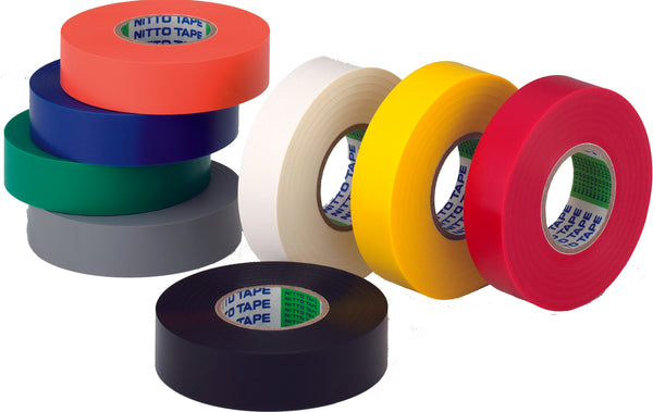 Sleeve (10 Rolls) Nitto General Purpose Electrical Tape
