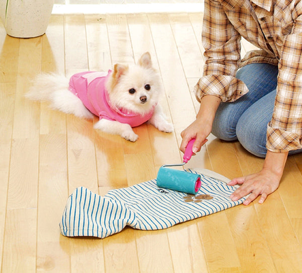 colopet sticky dog or pet hair removal roller