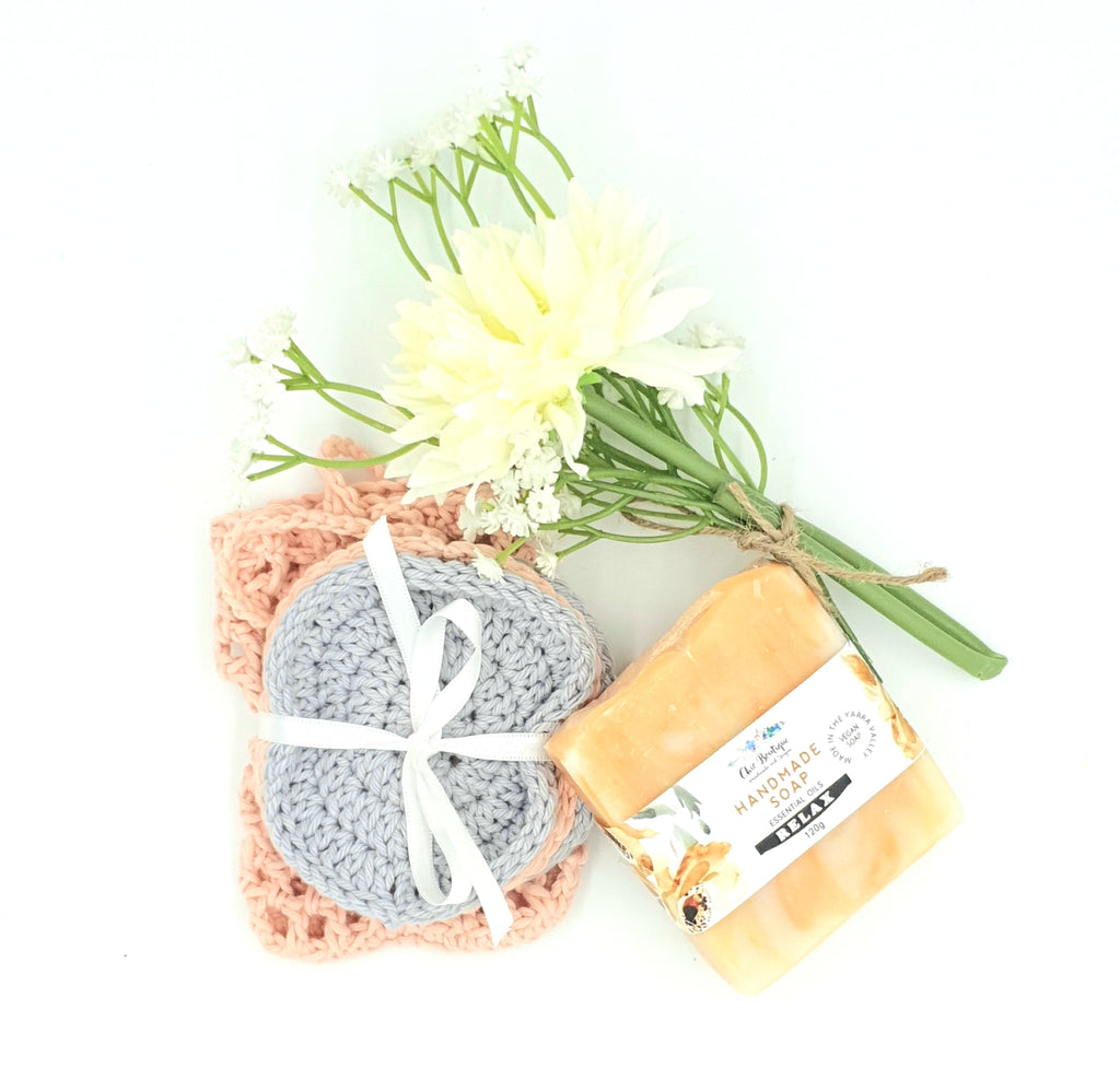 Eco friendly Scrubbies