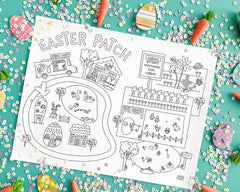 Printable Easter Play Mat *Digital Download*