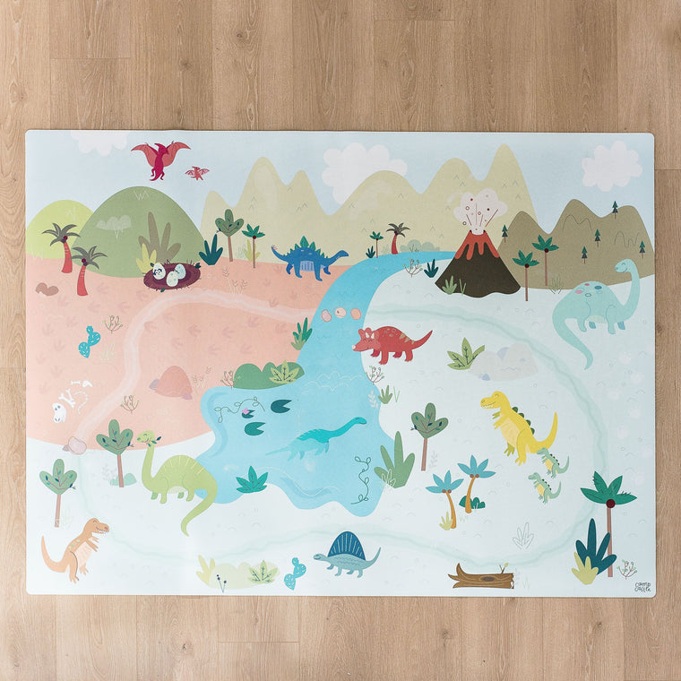Medium Dino Land Play Mat