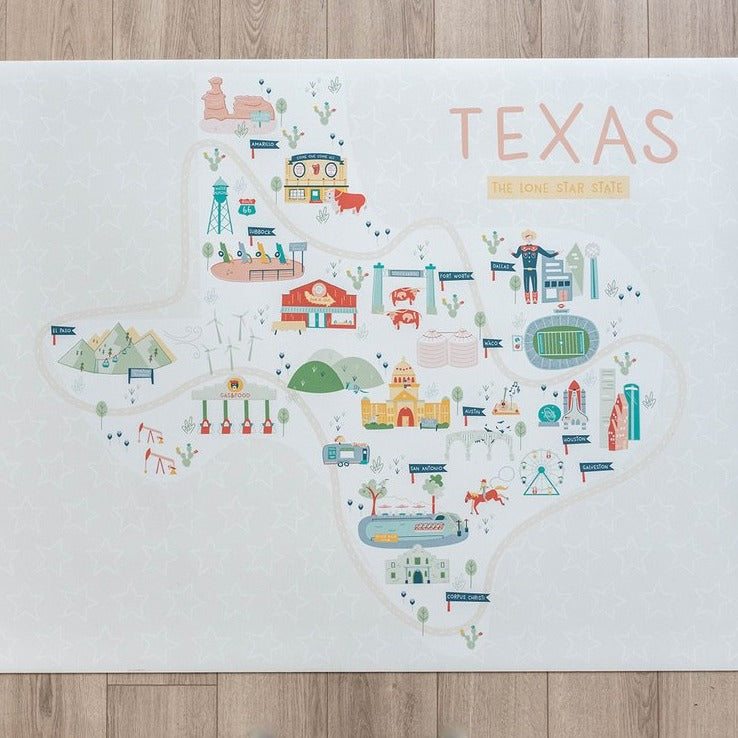 Medium Texas Mat