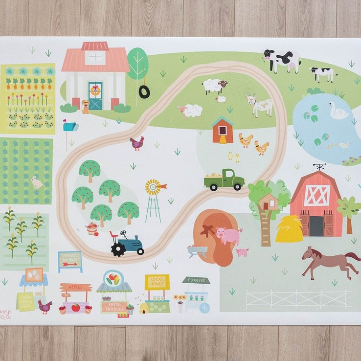 Medium Farm Play Mat