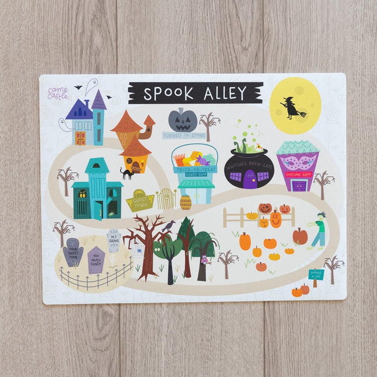 Mini Halloween Play Mat