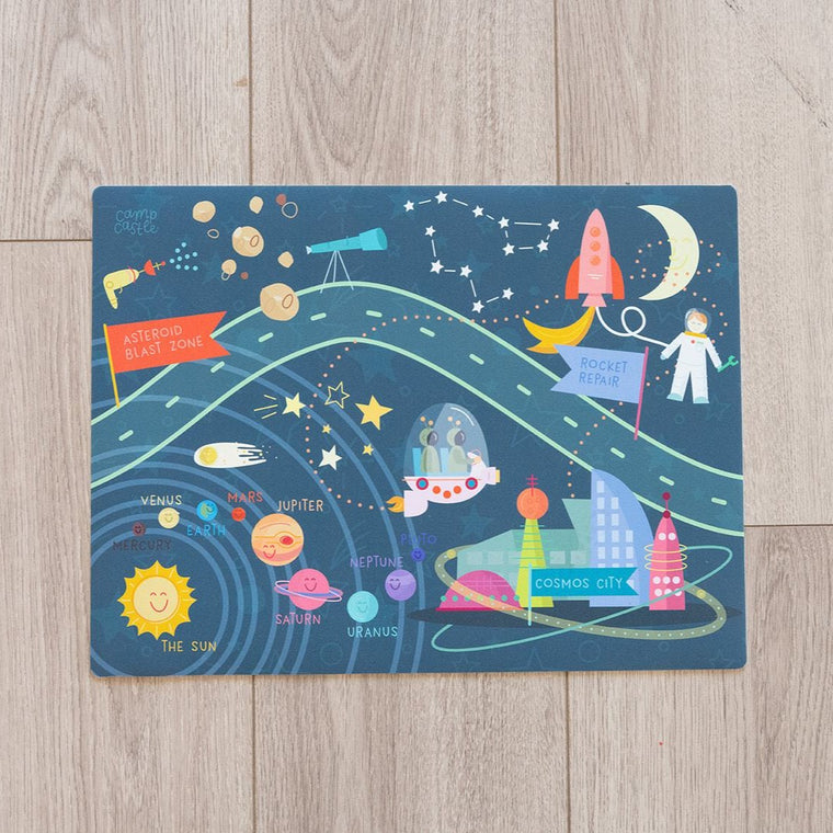 Mini Outer Space Play Mat