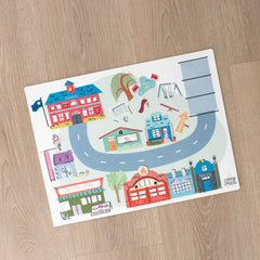 Mini Classic City Play Mat