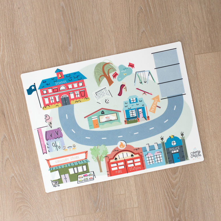 Sale! Mini Classic City Play Mat (old style)