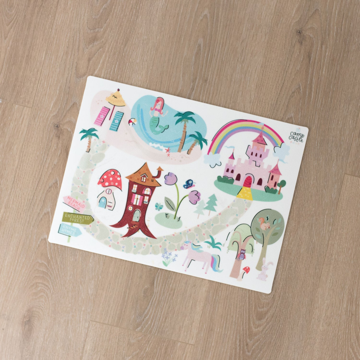 Sale! Mini Rainbow Land Play Mat (old style)