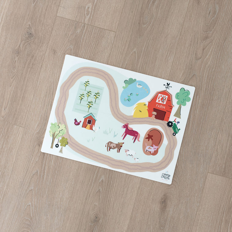 Sale! Mini Farm Play Mat (old style)