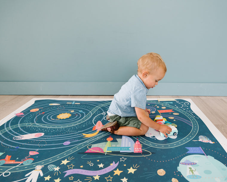 Medium Outer Space Play Mat