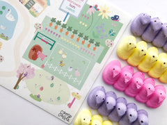 Mini Easter Play Mat