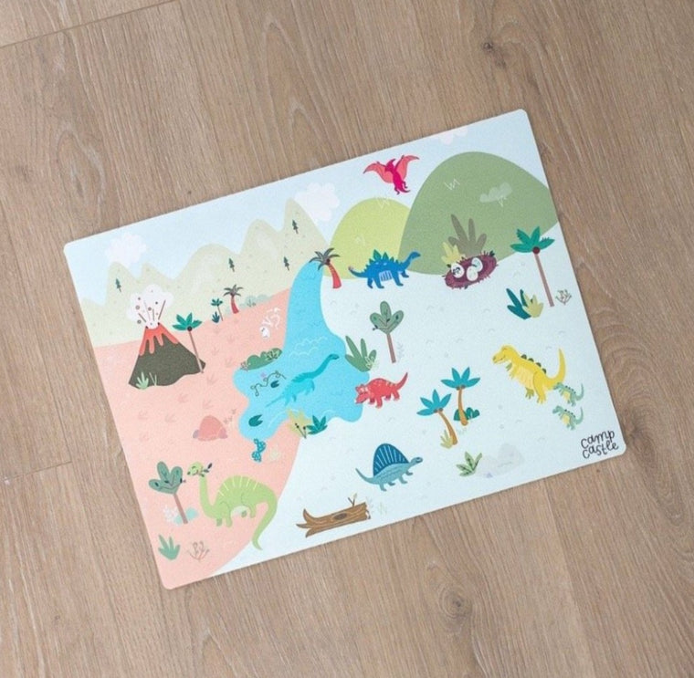 Mini Dino Land Play mat